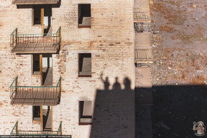 Місто-привид в горах Тянь-Шаню (фото)