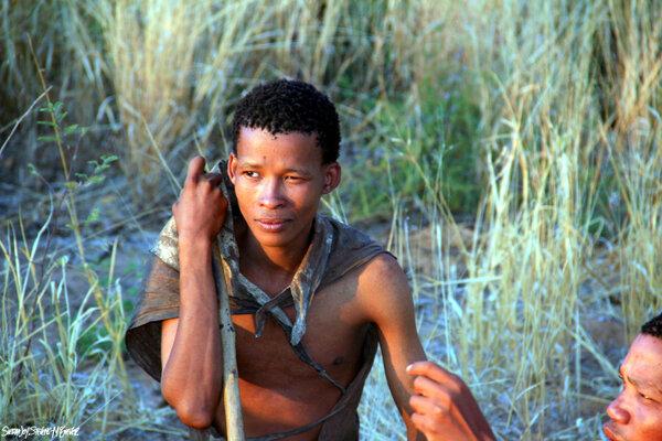 Готтентоти - загадковий народ з Африки, який називають п'ятою расою людей (фото)