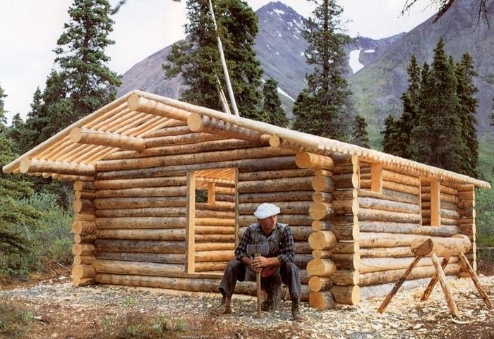 Дік Пренеке - 30 років самотності в горах Аляски