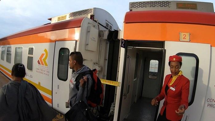 Африканські залізниці. Минуле, теперішнє і майбутнє (фото)
