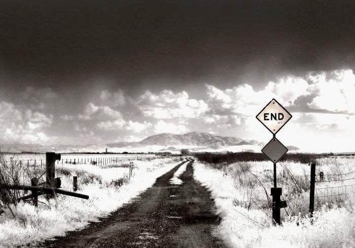 THE END. Роздуми про плинність життя