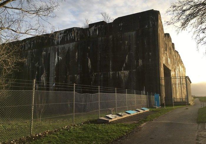Бункер «Valentin», Німеччина (фото)