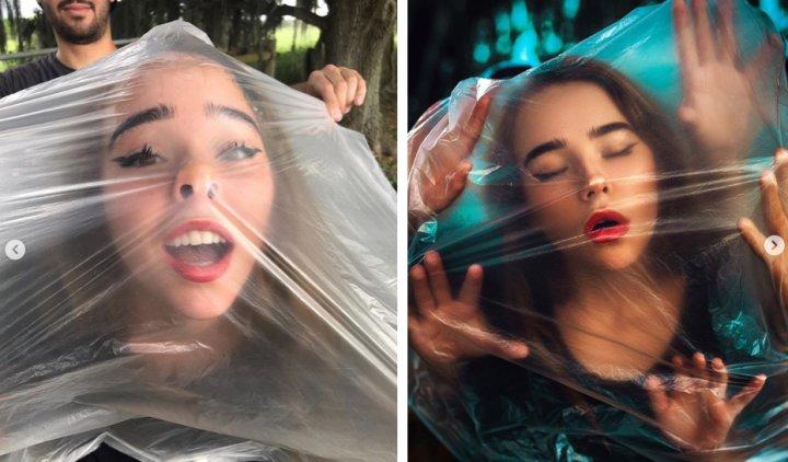 Фотограф показав, як насправді робляться ідеальні фото для Instagram