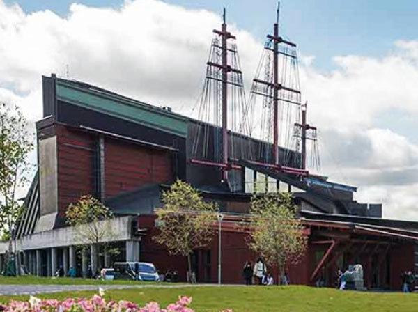 Vasa - розкішний корабель, що будувався три роки і затонув за кілька хвилин