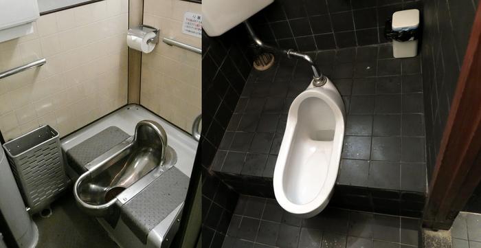 Традиційний японський туалет