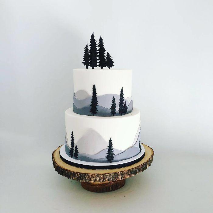 Дарсі та його неймовірно естетичні торти (фото)