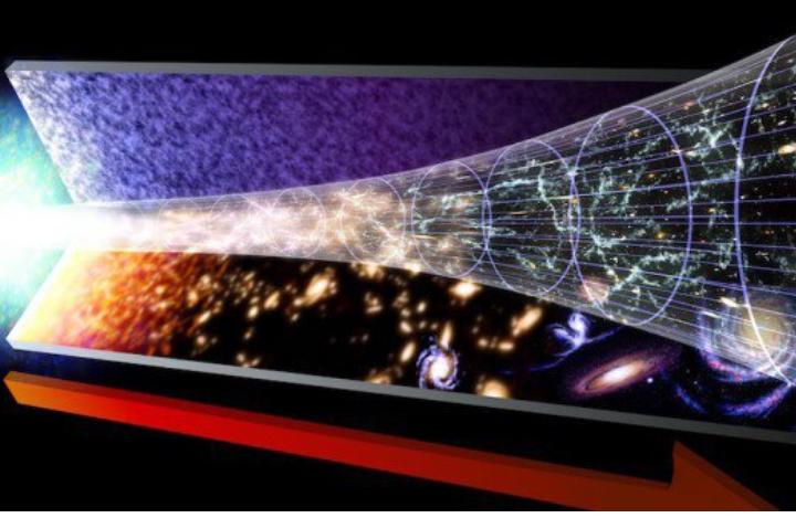 Яким був перший колір Всесвіту?