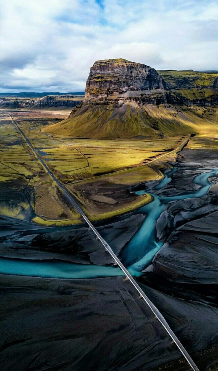 Неймовірні пейзажі Ісландії (фото)