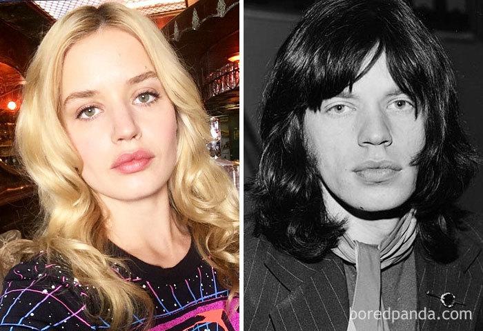 10 дітей знаменитостей, які виглядають як їхні батьки в тому ж віці (фото)