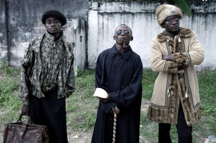 Стиляги з Конго (фото)