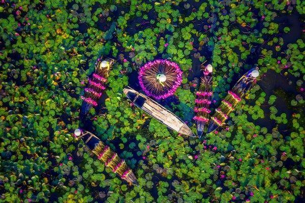Переможці конкурсу на кращі фото, зроблені за допомогою дронів (фото)