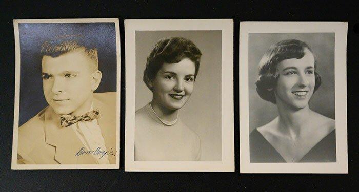Працівник школи в США знайшов загублену сумку 1950-х років (фото)