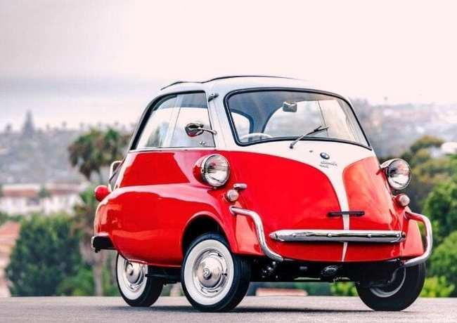 Дивні автомобілі різних років, про які ви не чули (фото)