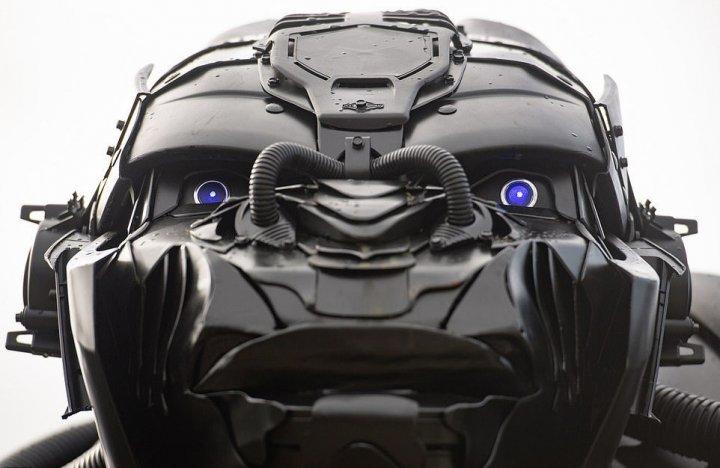 «Горила Апокаліпсис» з викинутих автомобільних деталей (фото)