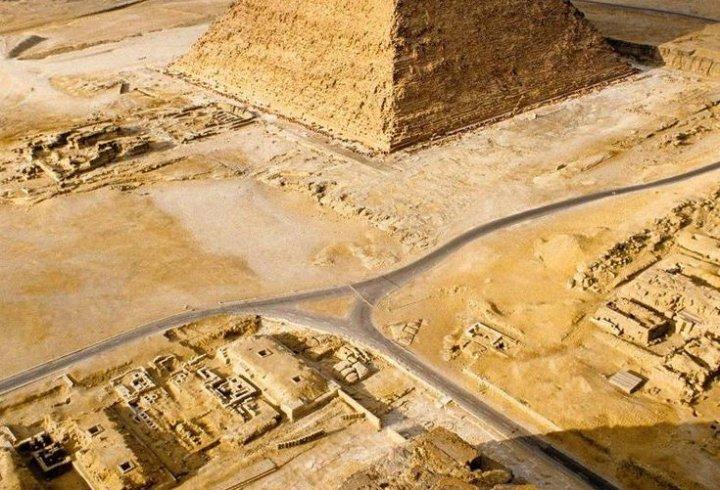 Подорож у Єгипет не виходячи з дому