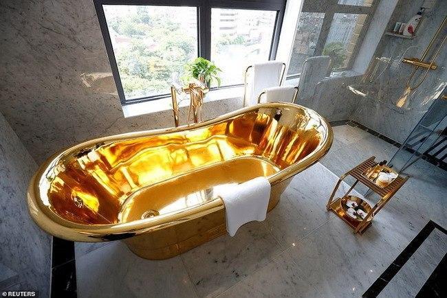 Dolce Hanoi Golden Lake - золотий готель в Ханої (фото)