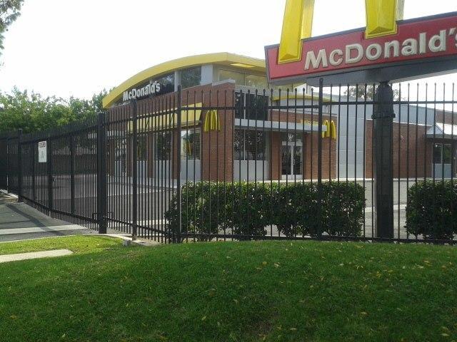 Макдональдс, де не можна нічого купити