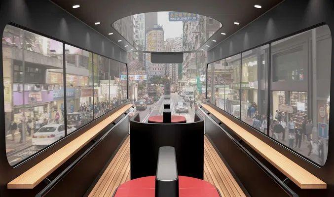 Новий міський трамвай для постковідного світу (фото)