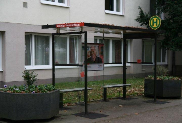 Зупинки-підробки в Німеччині