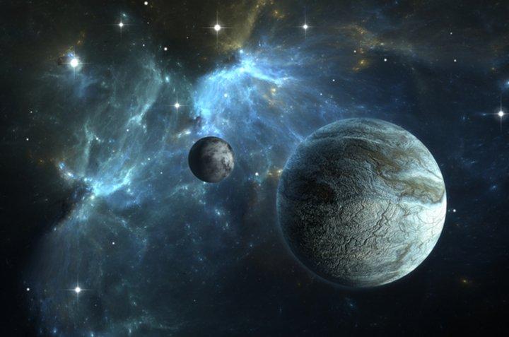 «Бланети» - це утворення, що існують навколо чорної діри
