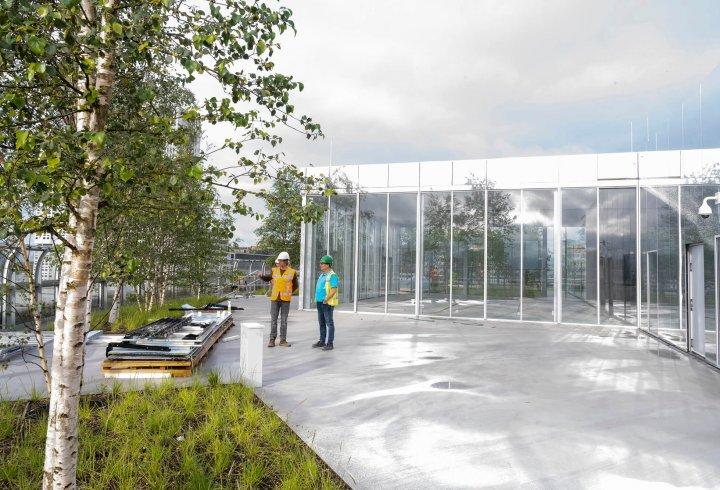 У Нідерландах побудували перше в світі відкрите сховище музею (фото)