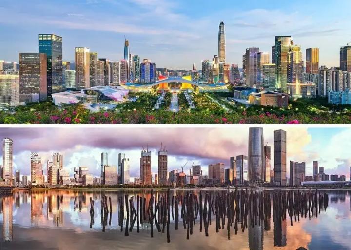 Шеньчжень - китайське місто мрії, яка збулася (фото)