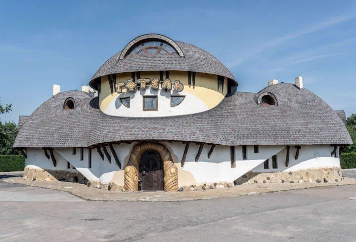 Придорожня архітектура України (фото)