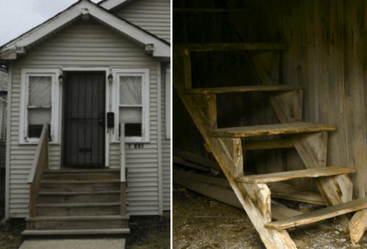 Чоловік знайшов скарби в старому фермерському будинку своїх дідуся і бабусі в США