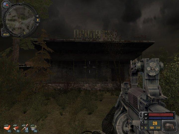 S.T.A.L.K.E.R. Як ігрові локації відрізняються від реальних (фото)
