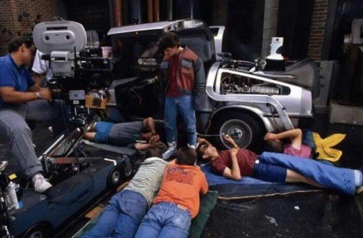 Ось як робиться голлівудське кіно (фото)