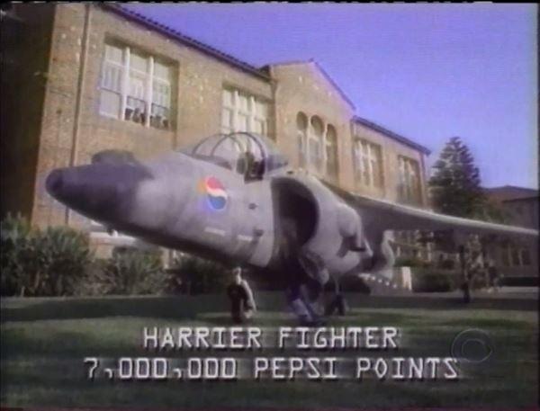 Історія про те, як хлопець судився з Pepsi через виграний ним літак