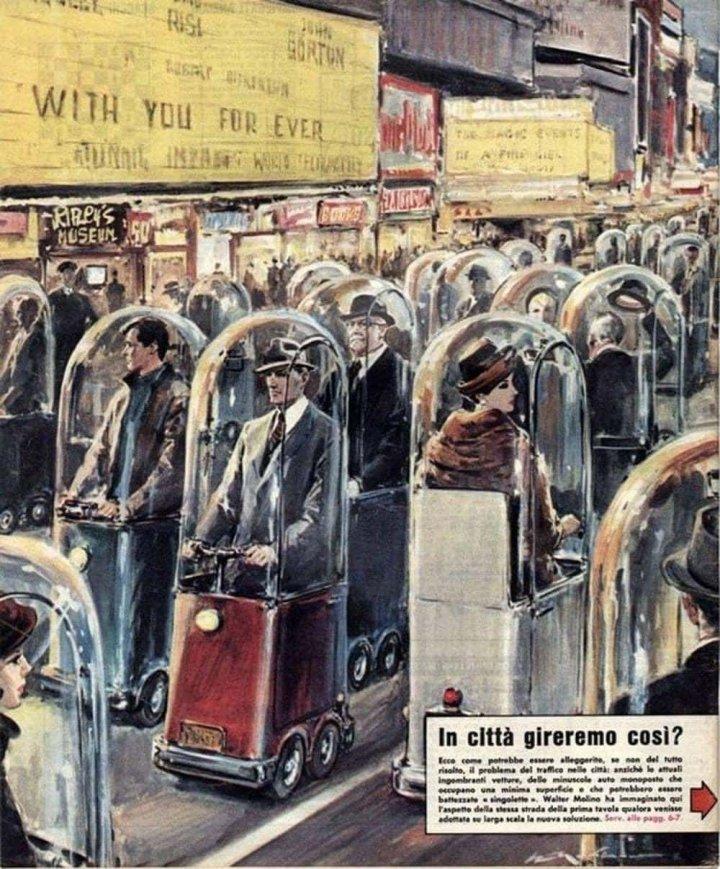 Як в минулому тисячолітті люди уявляли собі наше сьогодення (фото)