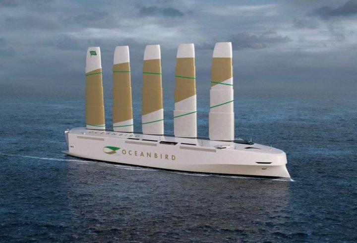 Супер-вітрильник з «розумними» вітрилами змінить доставку вантажів, скоротивши викиди вуглецю на 90% (відео)