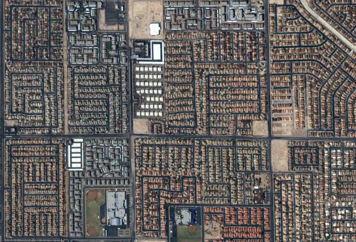 Як зблизька виглядають об'єкти, зняті з висоти (фото)