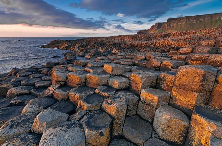 Цікава природа. «Дорога велетнів» в Північній Ірландії (фото)