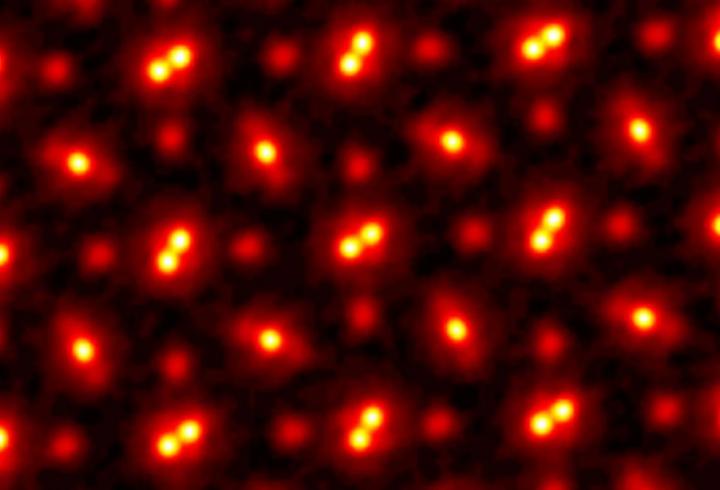 Вчені створили зображення атомів в рекордній роздільній здатності (фото)