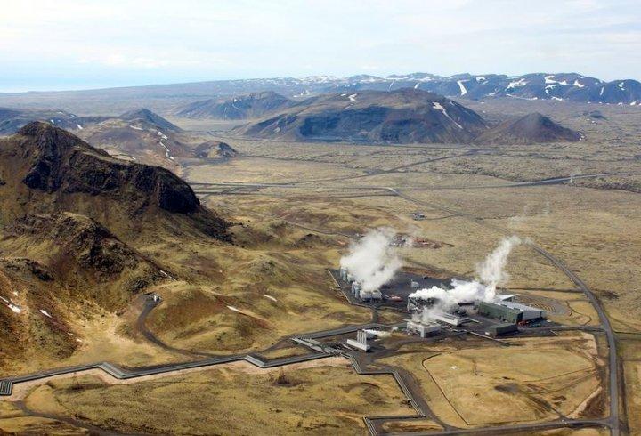 Стартує найбільша на планеті установка з видалення вуглекислого газу з атмосфери
