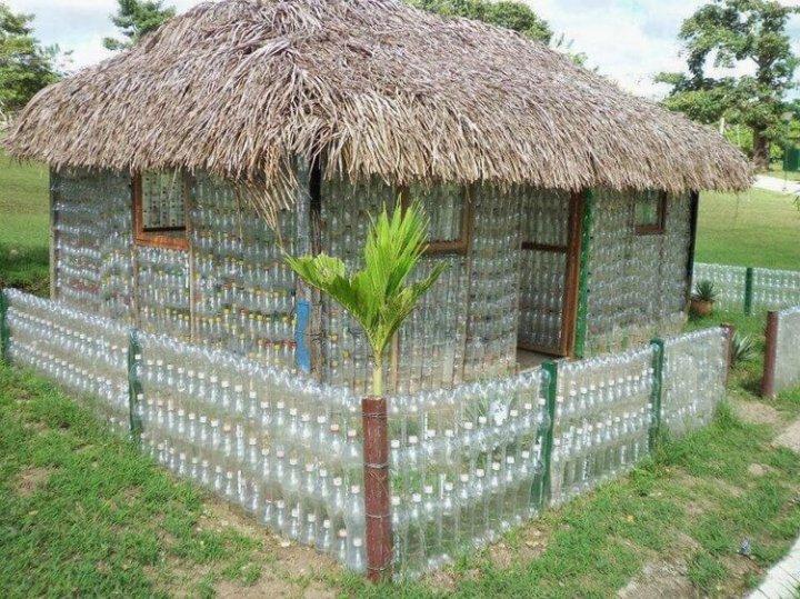 Що можна зробити з пластикових пляшок (фото)
