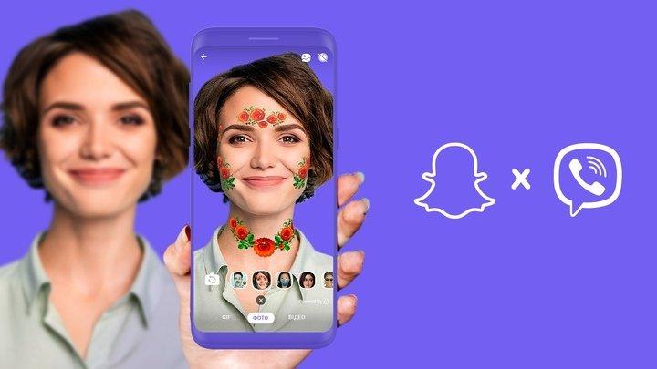 У Viber з'являться нові маски доповненої реальності для українців
